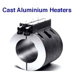cast alumunium heaters