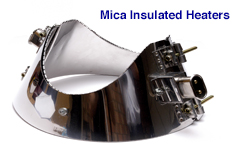 mica heaters