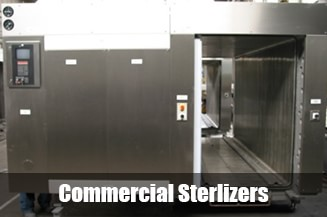 Commercial Sterlizers | Elmatic
