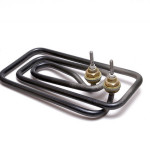 Custom design immersion heater @