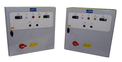 Wall Mounted Control Panel   Elmatic