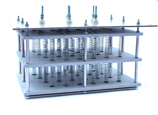 1st Model of our Open Spiral Heater   Elmatic