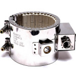 Fitted with TC Bridge, Terminal Box + cable gland
