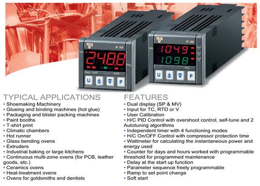 K49 Controllers   Elmatic