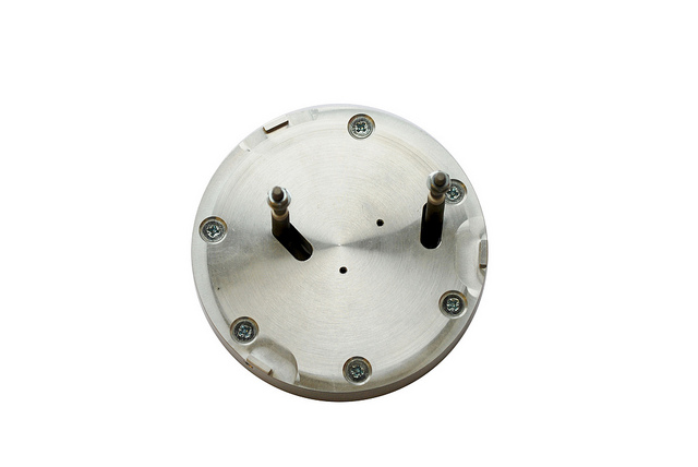 Machined SS Disc Heater