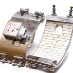 Segment Heater with 3 pin euro socket and TC hole