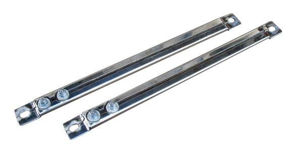 Strip Heaters with tabs and threaded terminals