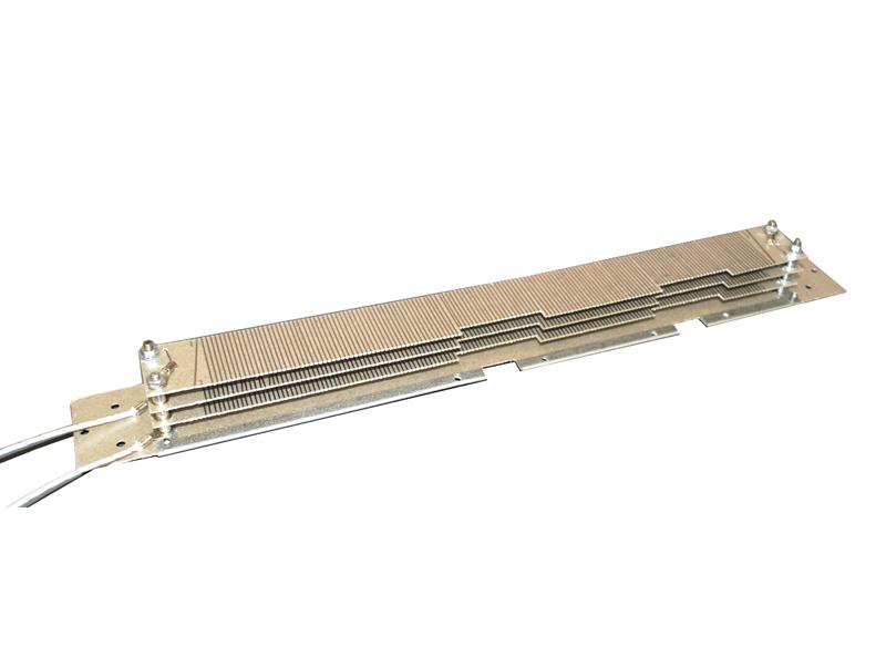 Mica Open Spiral Heater