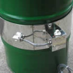 Mica Drum Heater