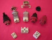 2 Pin Plugs and Sockets   Elmatic