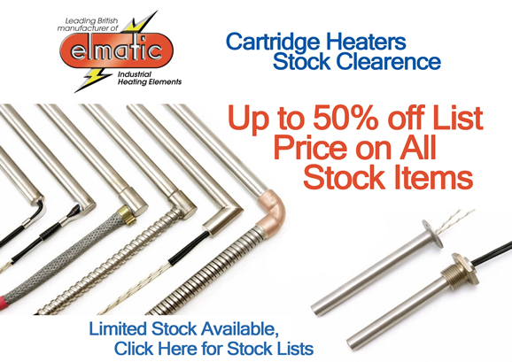Heater Special Offers | Elmatic